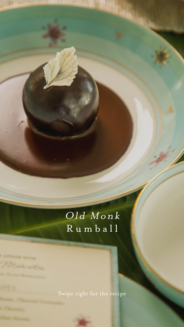 old monk rumball 0